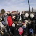 Înmormântarea lui Coco. Reportaj la rece