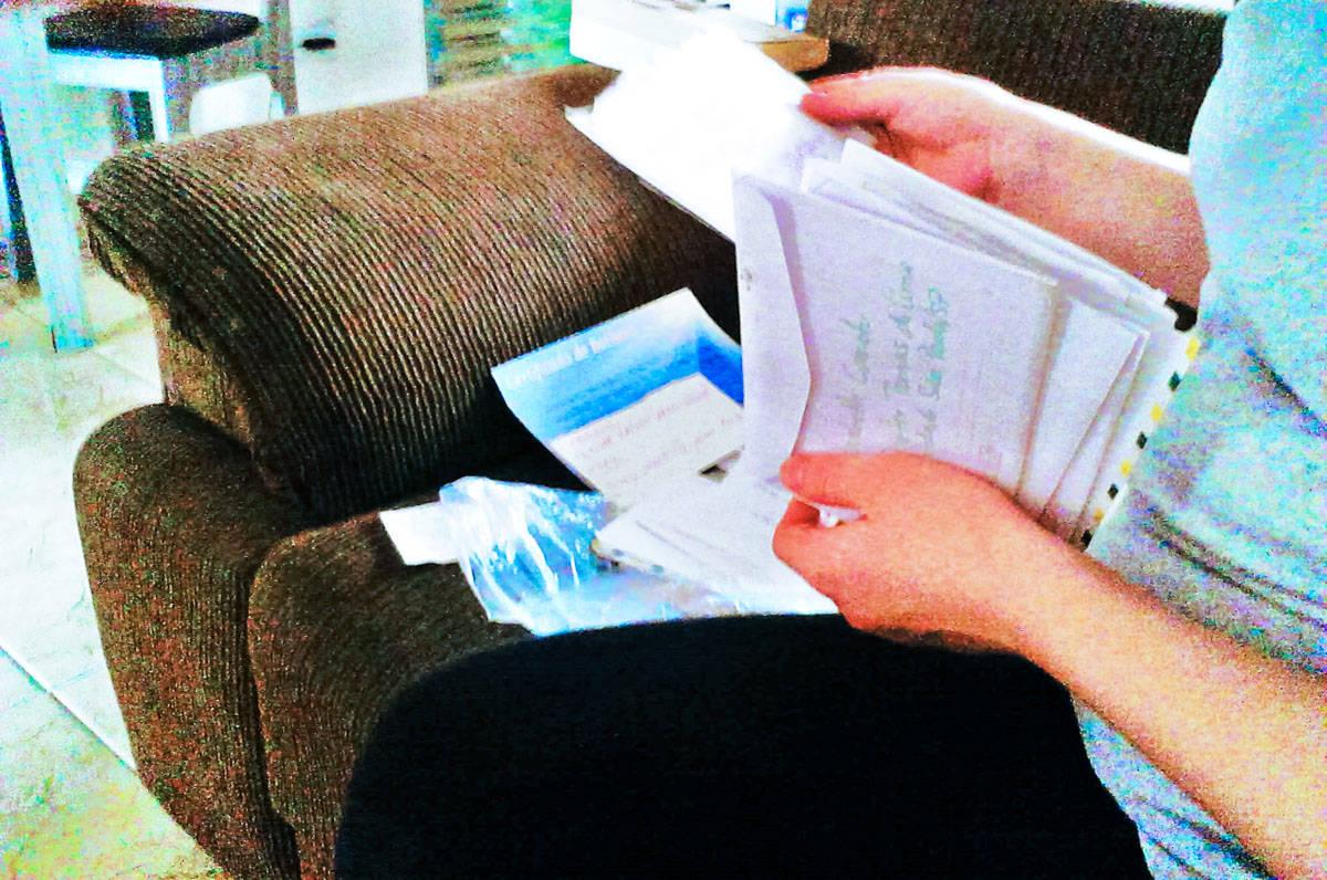 scrisorile din inchisoare